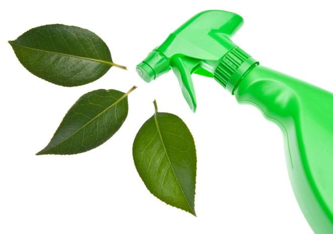 var rädd om miljön - använd naturliga rengöringsmedel
