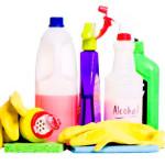 material och rengöringsprodukter ingår alltid i våra städningar