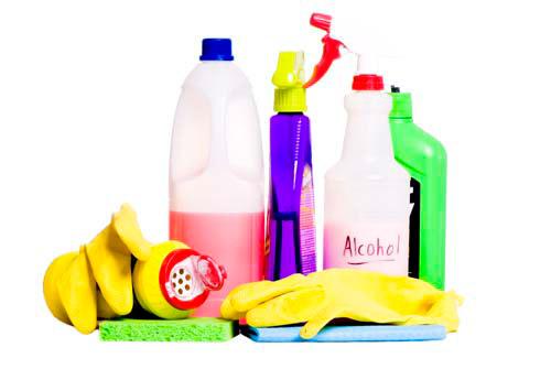 material och rengöringsprodukter ingår alltid i våra priser på städningar